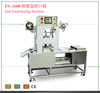 quality triangle pack fast food sealing machine