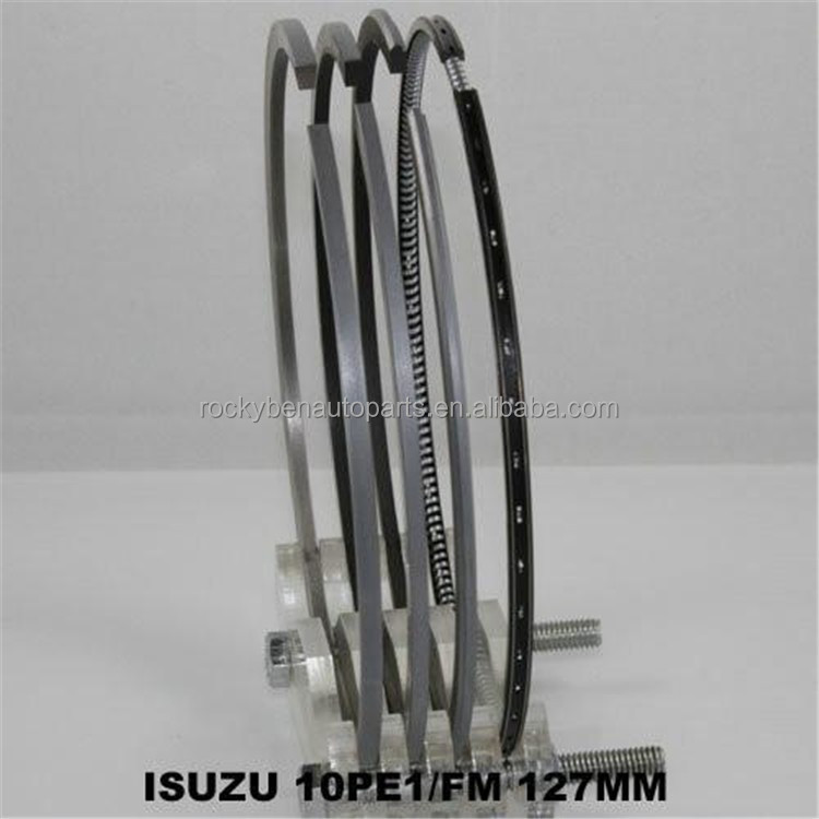 Cars Spare Parts Engine Piston Ring Sale for 10PE1