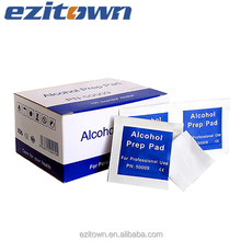 Ezitown isopropyl alcohol ipa nonwoven cleaning cloth wholesale medical disinfect wipes professiona single wet wipes