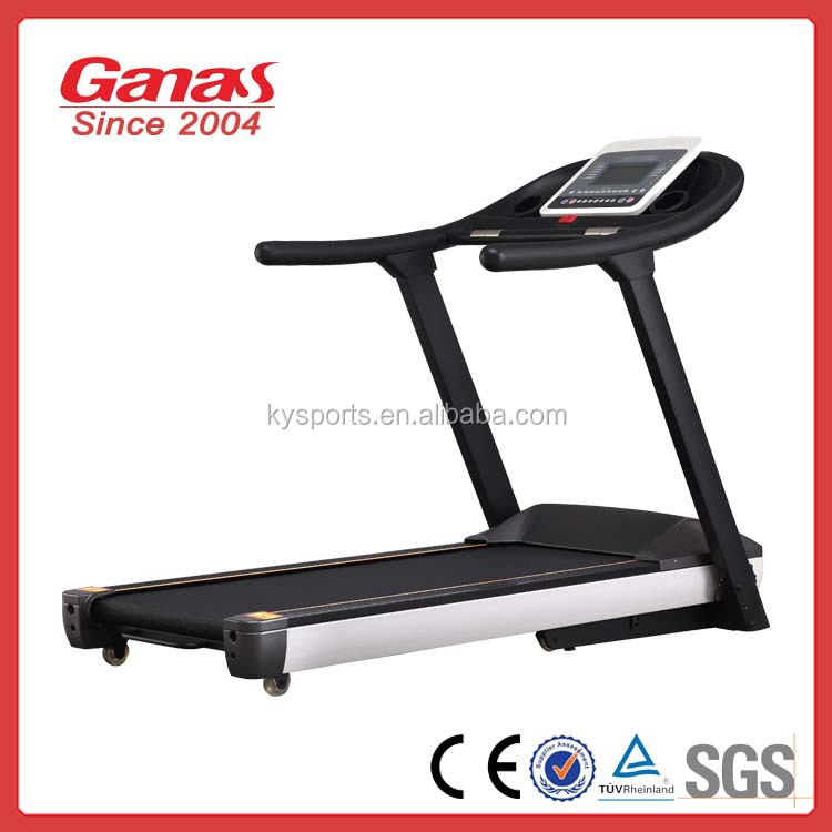 CE approved touch screen max user weight 150kgs commercial treadmill
