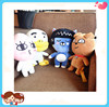 Hot Sale Funny Cute Kakao Friends Stuffed Plush Toy Custom Doll Cushion&Pillow