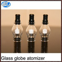 Factory price Glass globe vaporizer high quality with fast shipping