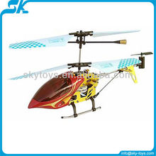 !3CH RC Helicopter Metal Frame Gyro RC Helicopter G.T.Model Super r/c heli alloy metal rc helicopter
