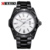 Curren Watches Men Japan Movement Stainless Steel Strap Men's Date Displaying Military Army Watches 8110 Quartz Analog Watch