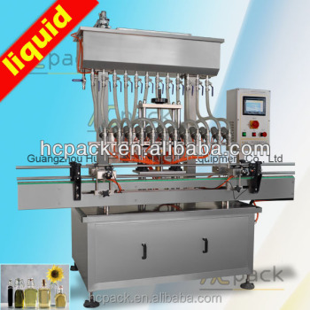 automatic liquid dosing filling machine