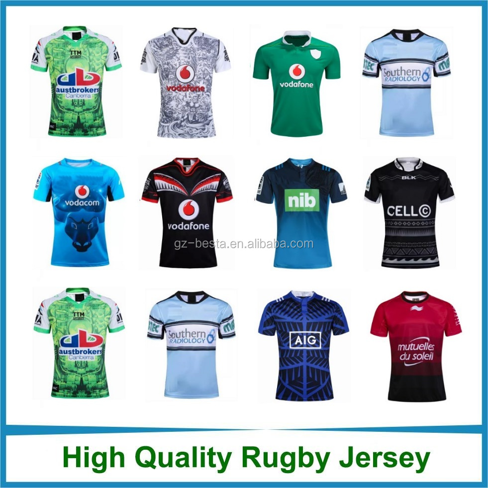 Cheap Wholesale Rugby Jerseys Customized Rugby League Jerseys
