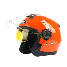 Helmet motorcycle approved open face used motorcycle helmets for sale with motorcycle accessories casque moto