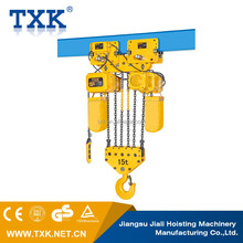 Heavy duty 15 ton electric hoist handy hoist chain hoist & lever block