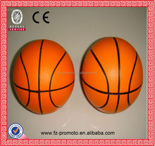 anti promotion pu stress ball pu basketball