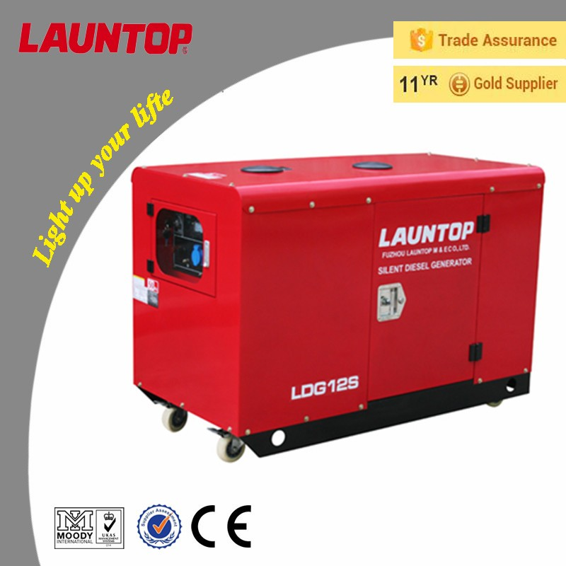 OEM China Supplier Air Cooled 10kw Diesel Generator Price with Best Service and Top Quality