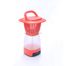 Rechargeable led buld light hotsale africa solar mosquito killer lamp