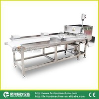 GD-586 Hobbing Type Vegetable Cutter/Vegetable Cutting Machine a bigger variety of Chinese cabbage cutting machine