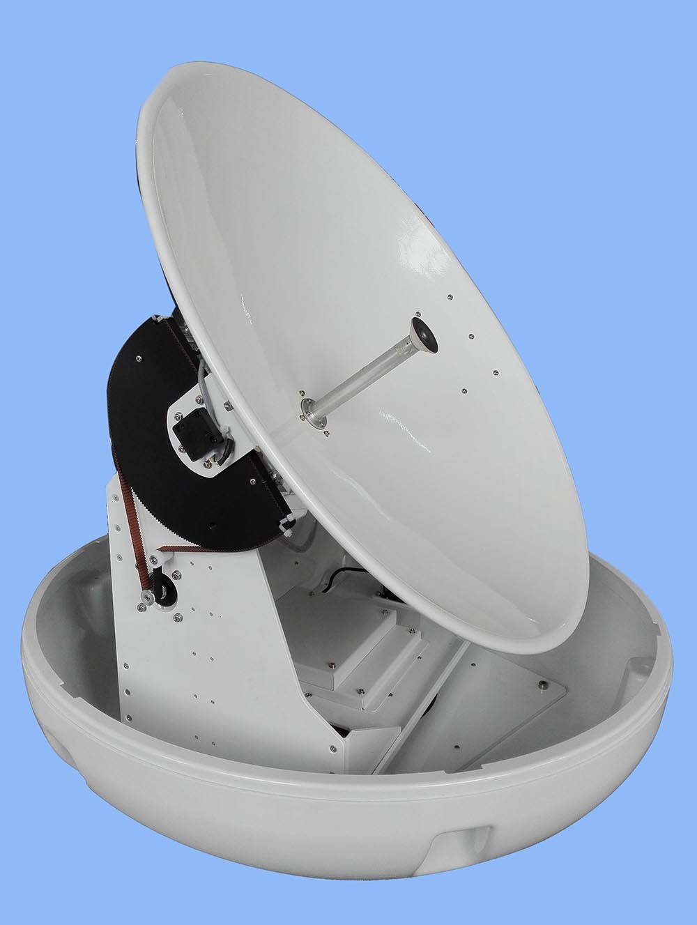 marine satellite TV antennaYM-750P ,mobile satellite tv antenna