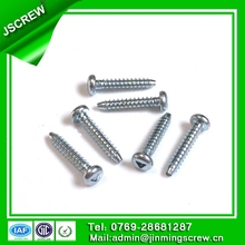 m1.8 Carbon Steel Triangle Pan Head Special Screw For Bags