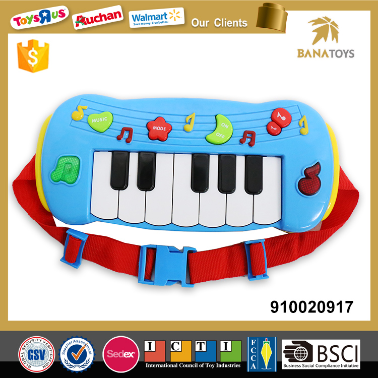 Cute musical toy keyboard electronic organ