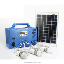 Energy save off grid power system solar panels for home
