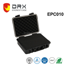 ISO9001/ROHS/REACH IP68 Waterproof Anti-shock Hard safty Plastic equipment case with Pick N Pluck Foam