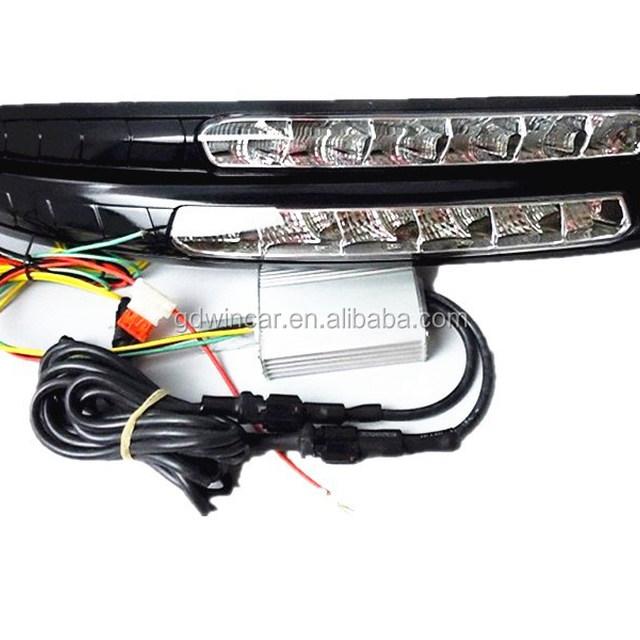 For Philips Led Daytime Lights/ Led Drl For Buick Gl8 2011-2015 Led Daytime Running Light