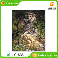 China Factory 3D Decorative Rhinestone Diy Paintings Kit
