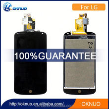 100% original new LCD Display Screen Touch Screen digitizer Assembly Replacement for LG E960 Nexus4