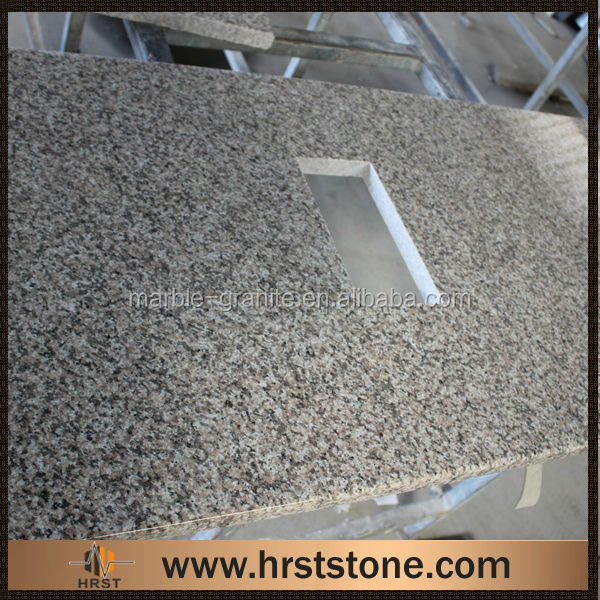 Cheap chinese G657 granite table top