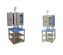 vertical tube furnace for testing up to 1600C