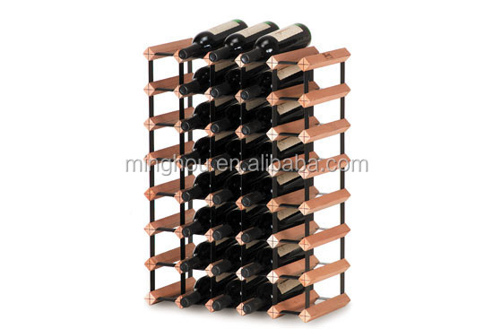 110 bottle DIY wine racks bordex wine racks