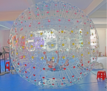Original Manufacturer provide Cheap zorb balls for sale from China factory