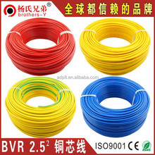 best 1.5 /400 sq mm and others 3 phase wires electrical Power cable from china factory