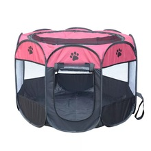 Best quality Dia36''*H23' outdoor cute dog kennel designs playpen
