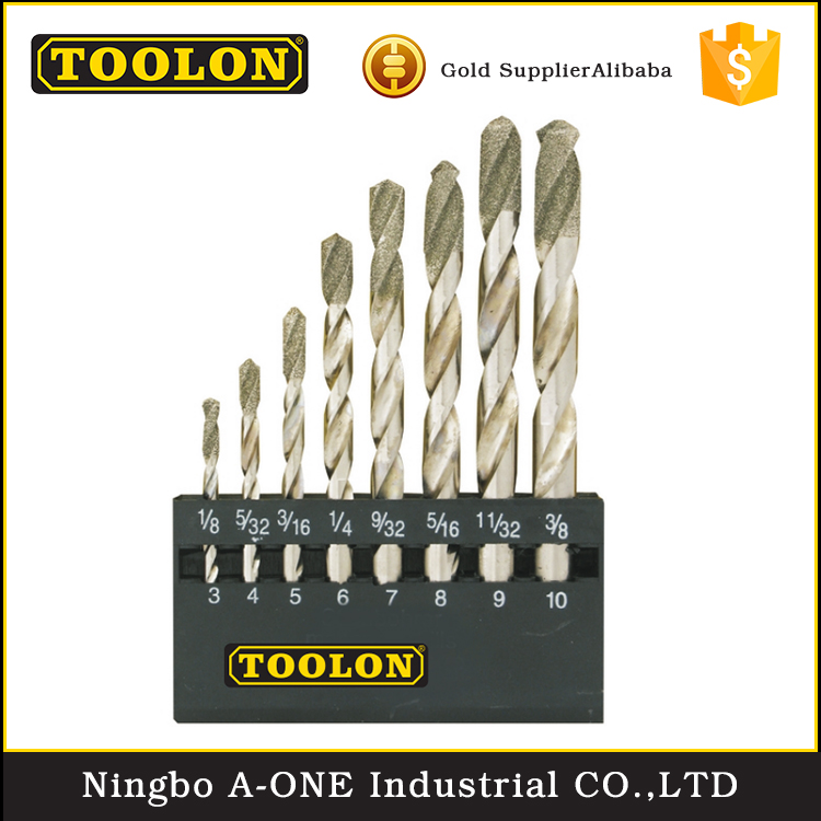 TOOLON geological drilling impregnated drill bit set