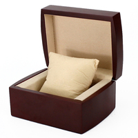 Custom luxury wood packaging box for watch