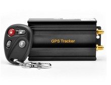 Vehicle gps tracker security system long life battery Fleet management solution