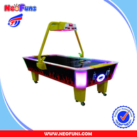 Arcade Lottery Game Machine Redemption Games Air Hockey Table