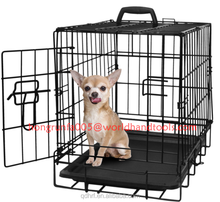 China Folding Pet Wire Pet Dog Supplies Cat Cages