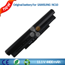 li-on replacement laptop battery for SAMSUNG NP-NC10 10.1 BLACK NETBOOK ATOM N270 1.6GHz 1GB RAM 160GB HDD NC10 express in China