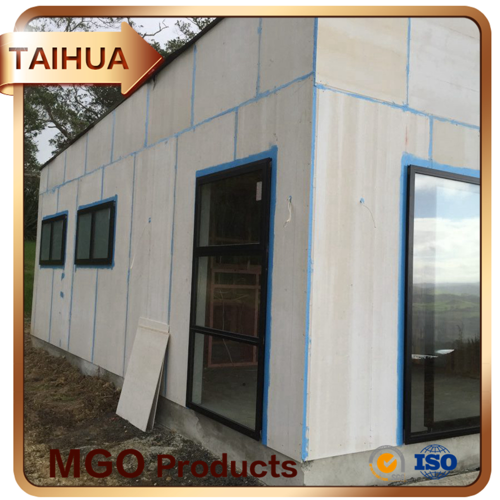 Home Facades Fireproof Material Mgo Fascia Board