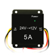 Promotion DC 60V 48v 24v To 12V 5v 5A 10a 15a 20a 30a Step Down Converter