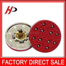 Fashion garment accessories custom made tack metal snap fasteners buttons for leather coat