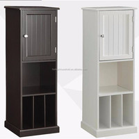Home wood door cabinets book shelves black and white chest of drawers