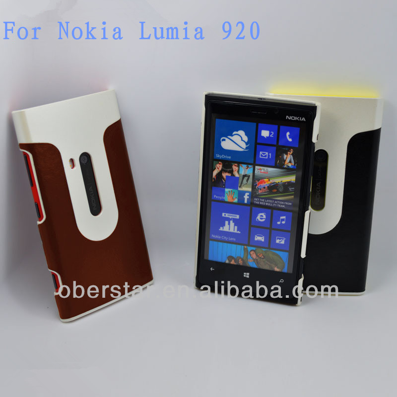 For Nokia Lumia 920 Mobile Phone Protective Stick a Skin Back Shell Cover Case