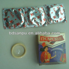 long lasting classic big dotted condom