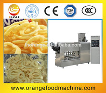 Hottest sale!!! OR-series Automatic Frying Snack Food Production Line/Onion circle /onion ring production line