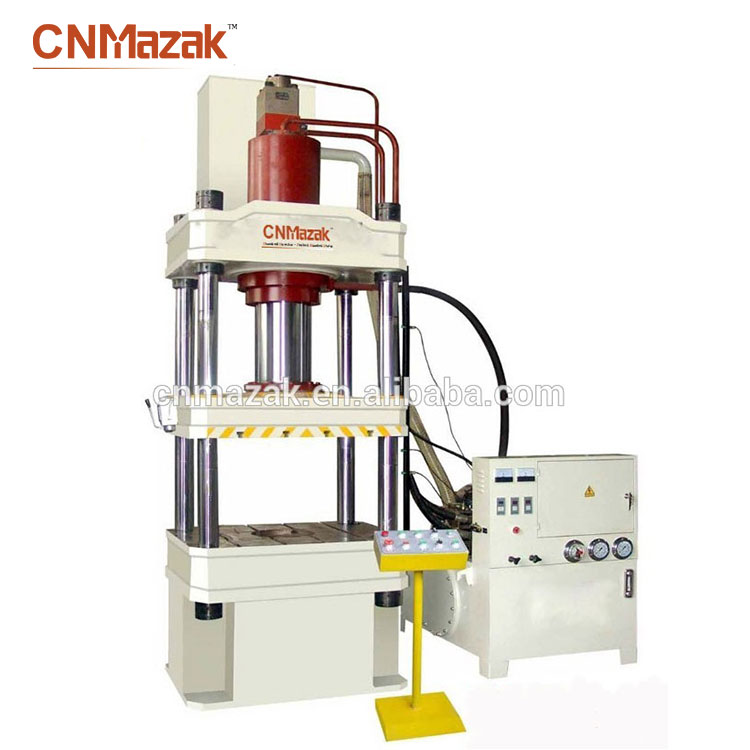 China Supplier Most Popular Products 4-column 500 Ton Hydraulic Press Machine