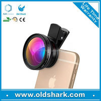 Hot HD 2 in 1 phone lens for all china mobile phone models