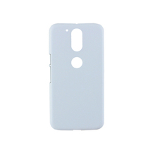 3D blank High quality Sublimation Polymer Phone Case for Motorola G4 (Matte)