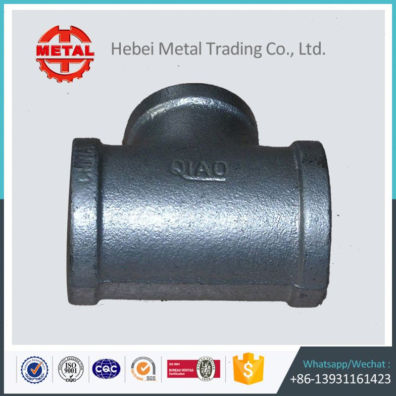 China Hardware Malleable Iron Pipe Fittings