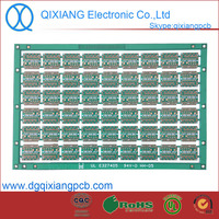 mobile charger pcb board with fr4 material Sn Hasl Double sided electronic solar