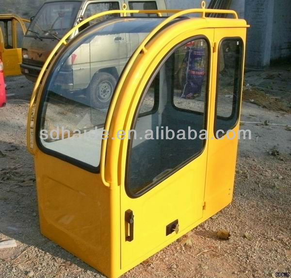 crane cabin parts,crane control cabin,single cabin for kobelco,sumitomo,kubota