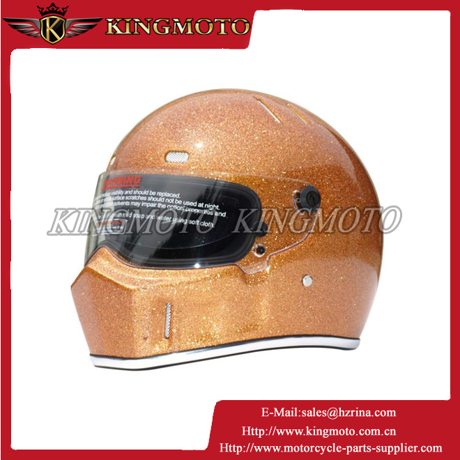 KINGTOTO wholesale dirt bike fashion goggle motorcycle helmet
